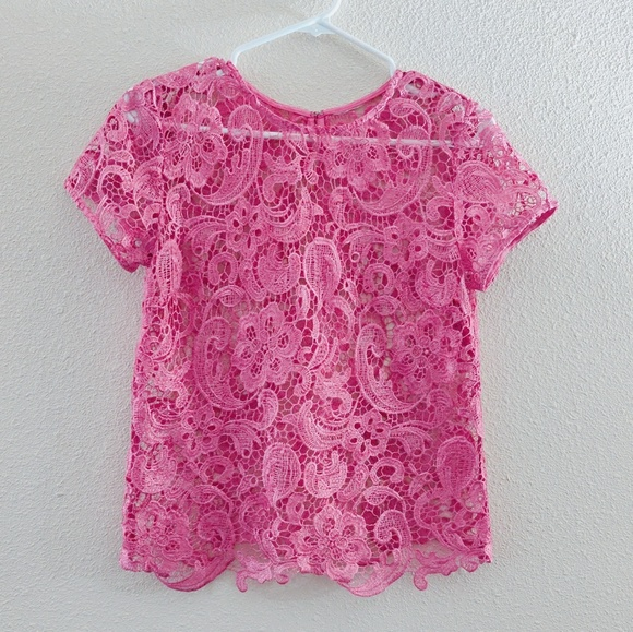 💖 Pink cute blouse